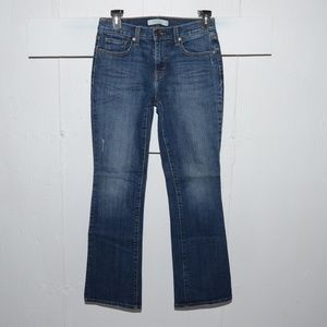 Levi's 515 boot womens jeans size 4 M 2171